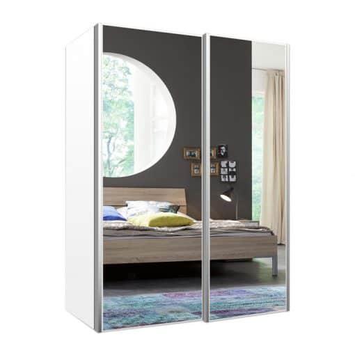 מתוחכם ארונות הזזה דלתות רחף - ארון הזזה במחיר הזול בישראל! - design2easy NO-57