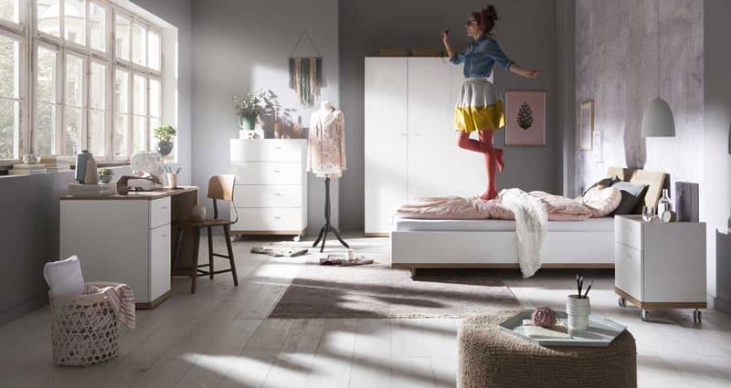 תמונה: מיטת נוער מעוצבת ליהי 2