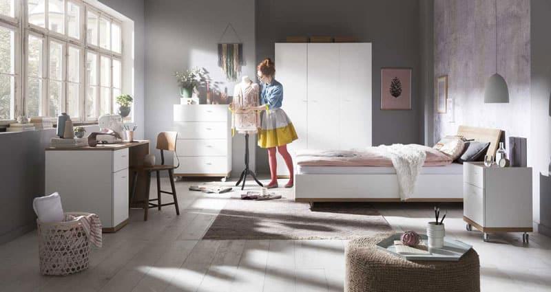 תמונה: מיטת נוער מעוצבת ליהי 3