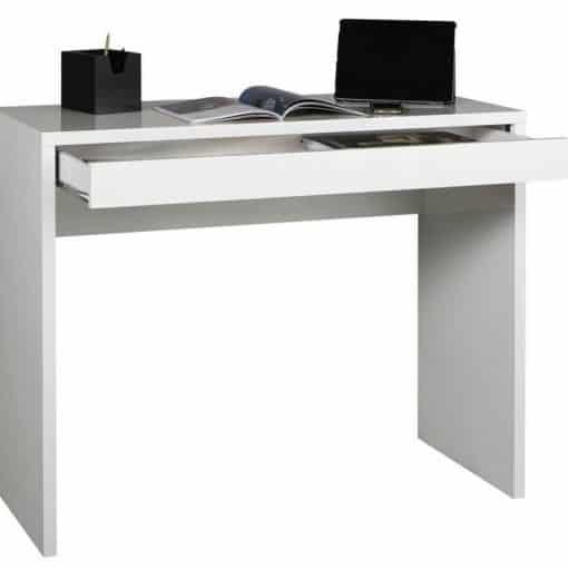 תמונה: שולחן מחשב עם מגירות