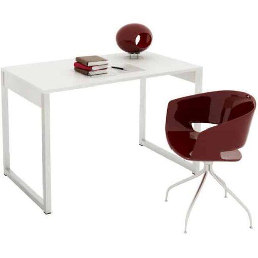תמונה: שולחן מחשב פלואו